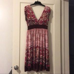 Anthropologie Dresses - Anthropologie RicRac Dress vintage vibes S